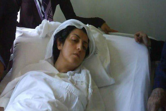 Narges Mohammadi was Forced to Transfer to Zanjan Prison Through ...