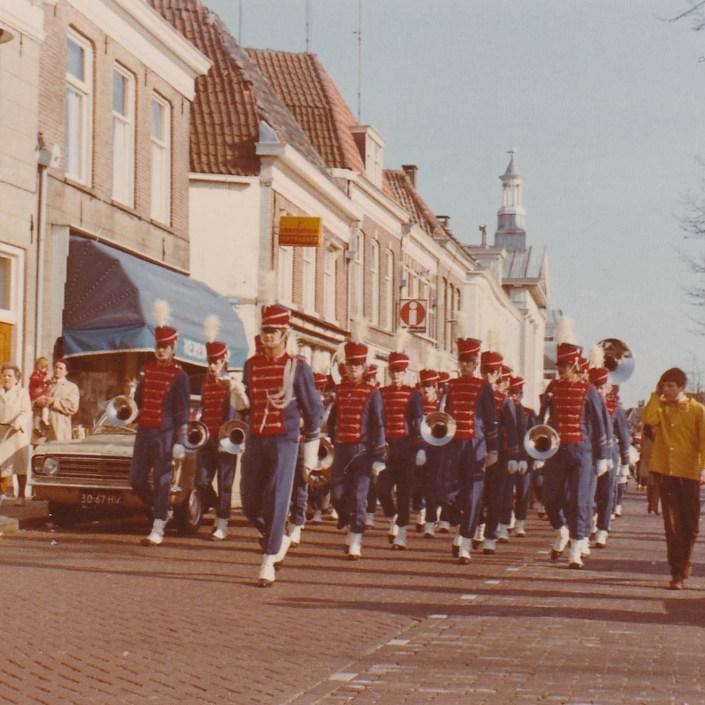Jeugd Verkeers Brigade | KTK | Kampen | archief | historie | oude foto's | straatparade