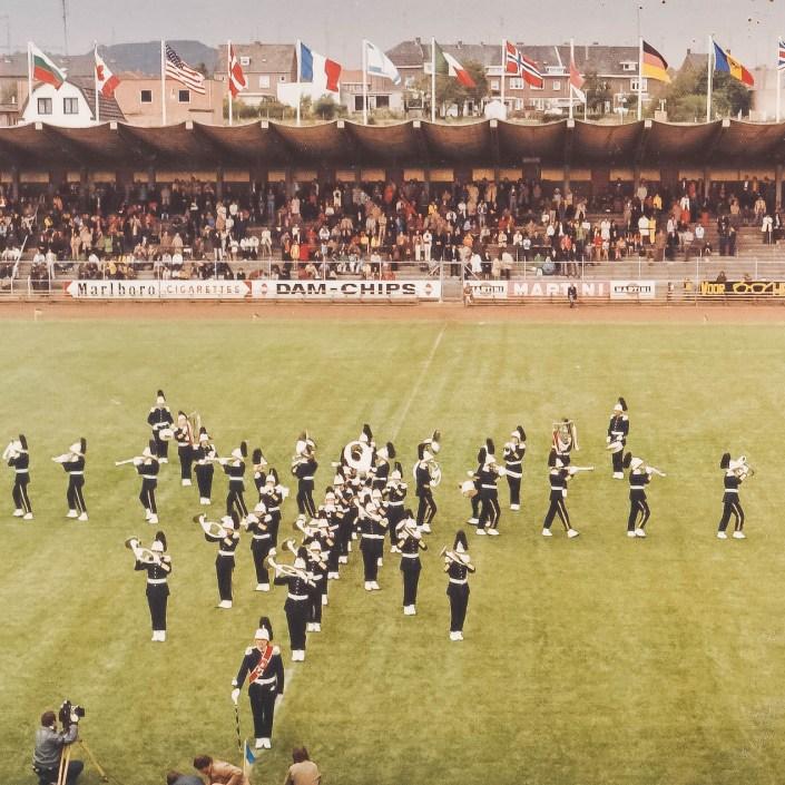 Jeugd Verkeers Brigade | KTK | Kampen | archief | historie | oude foto's | WMC | 1978
