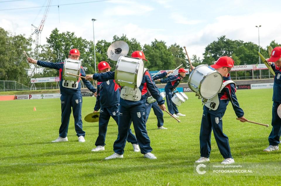 Open Dag van het Kamper Trompetter Korps op zaterdag 6 juli 2019