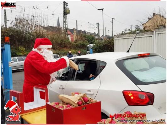 Nikolaus 2020 - RED DRAGON Drive-in
