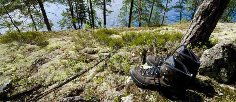 The Secret To Comfortable Feet On The Trail