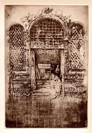 Whistler, Doorway