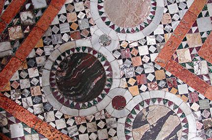 Franchetti tiles