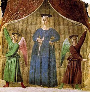 Piero della Francesca, Madonna de Parto