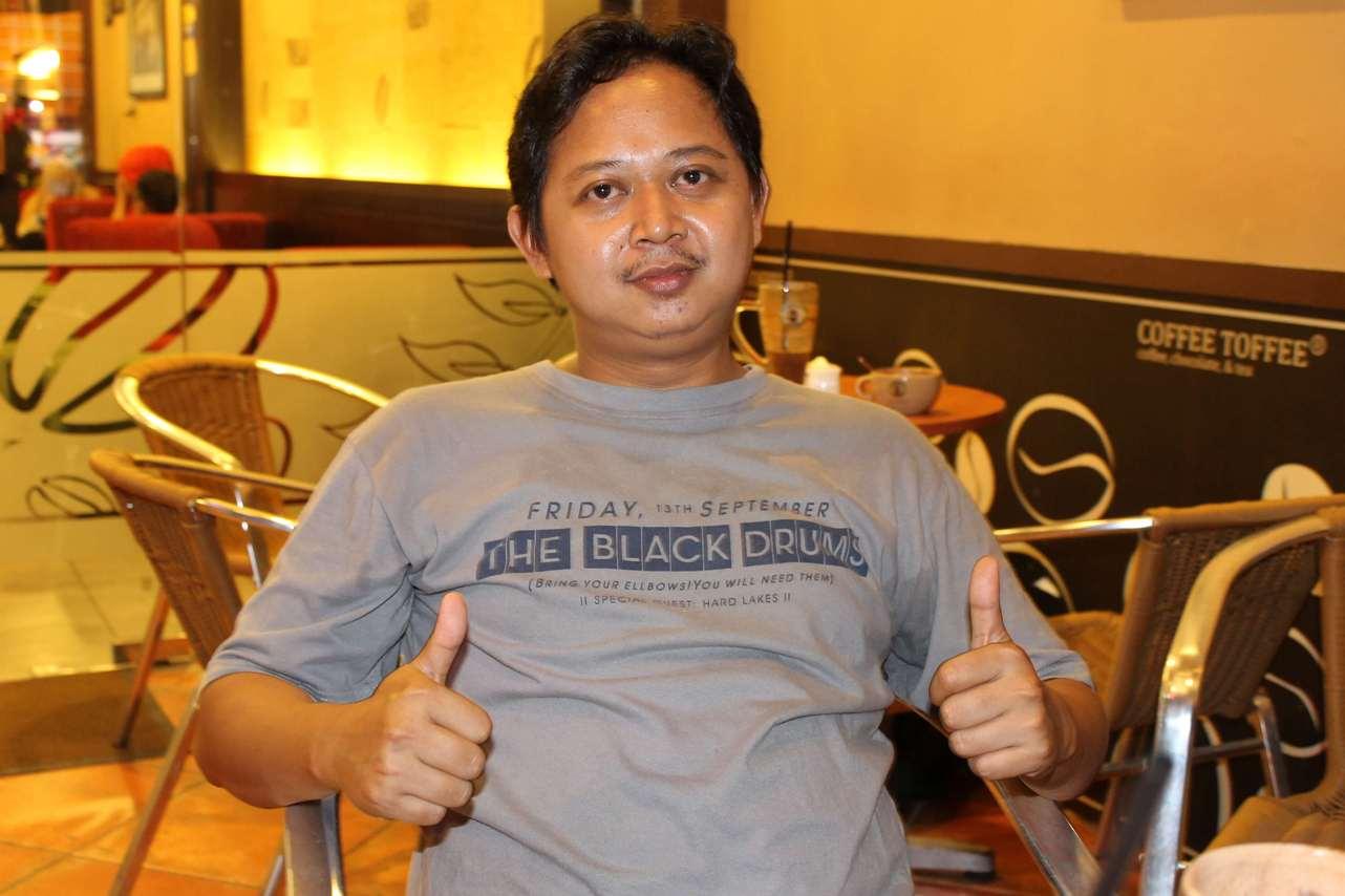 Herman Yudiono: Kaya Dari Ngeblog