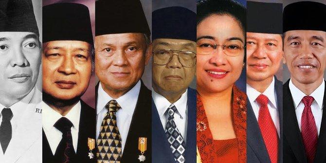 Apa Yang Dilakukan Para Presiden RI Ketika Masa Kuliah?