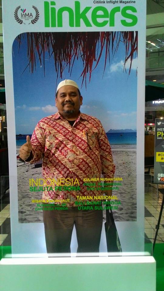 "Wijaya ""Omjay"" Kusumah: Guru Blogger Indonesia"