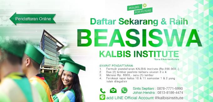 Program Beasiswa Dalam Negeri