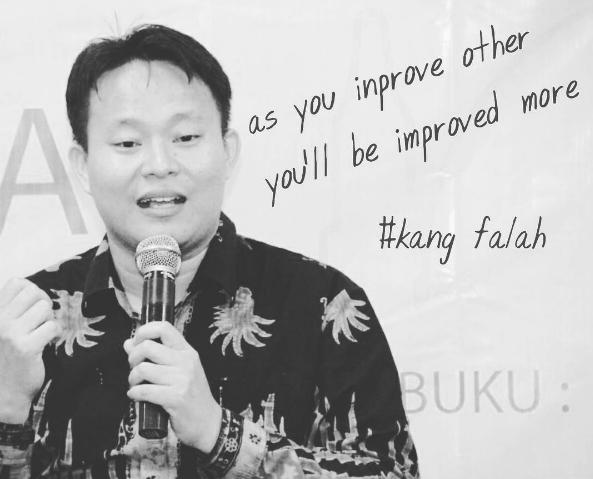 Saiful Falah: Penulis Yang Sukses Membesut Santrinulis.com