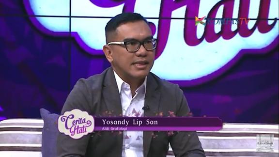 "Yosandy LS: Grafolog ""Papan Atas"" Indonesia"