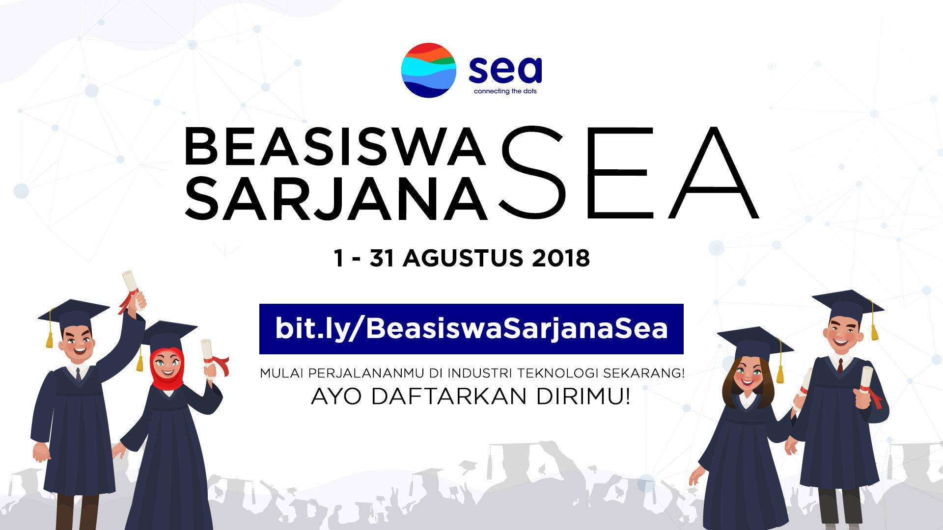 SEA Undergraduate Scholarship 2018