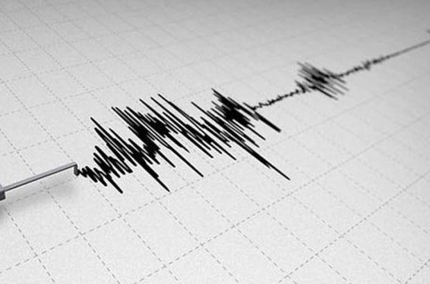 Ege Denizi'nin Muğla açıklarındaki 4 büyüklüğünde deprem
