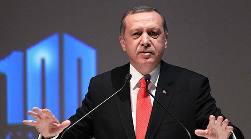 """ERDOĞAN: """"TARİH DERSİ VERİYORUM.. ANLAYIN!"""""""