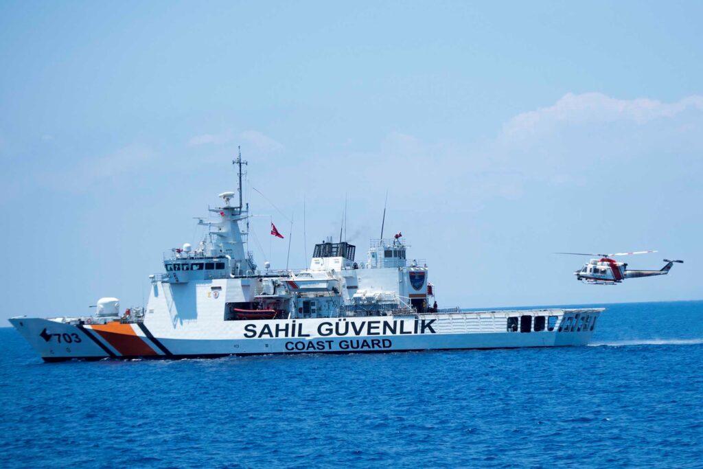 Sahil Güvenlik Komutanlığı 155 Subay ve Assubay alacak