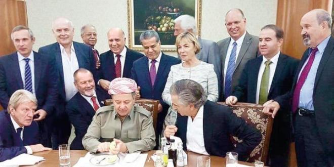Kuzey Irak'ı bilen fransız diplomat konuştu