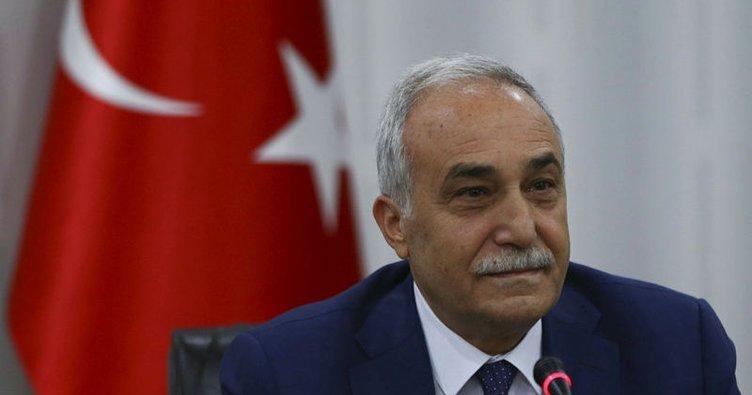 Tarım Bakanı Fakıbaba: NBŞ'ye karşıyım