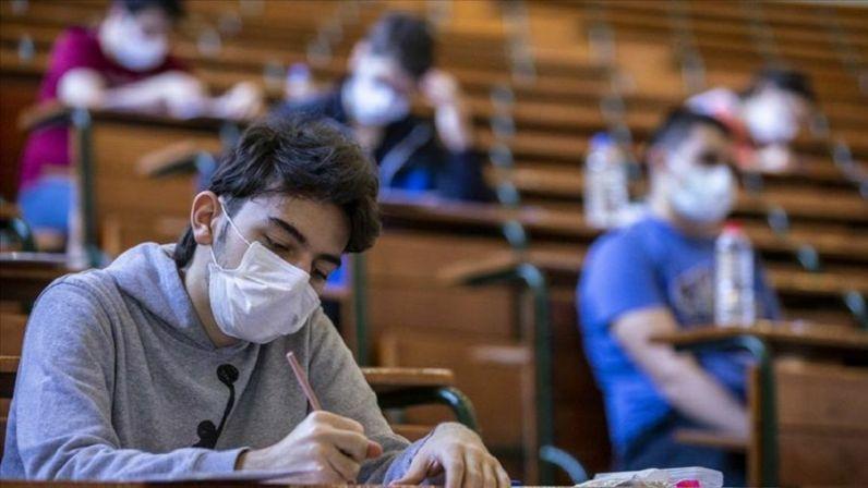 Yüz yüze sınava girmeyen sınıfta kalacak mı?