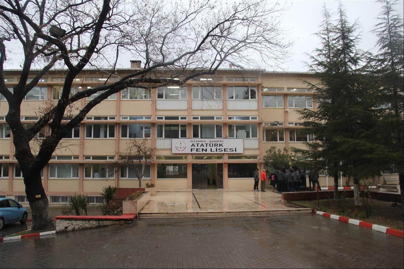 Bu akıllı okul Türkiye'de ilk