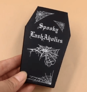 Halloween Lashes And Custom Eyelash Packaging