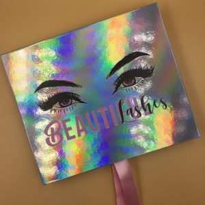 Eyelash Vendors Custom Lash Book