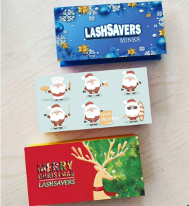 Christmas Lash Box