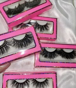 25MM Siberian Mink Lashes Vendor