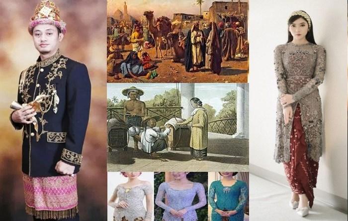 Pengaruh Budaya Asing pada Baju Adat Nusantara