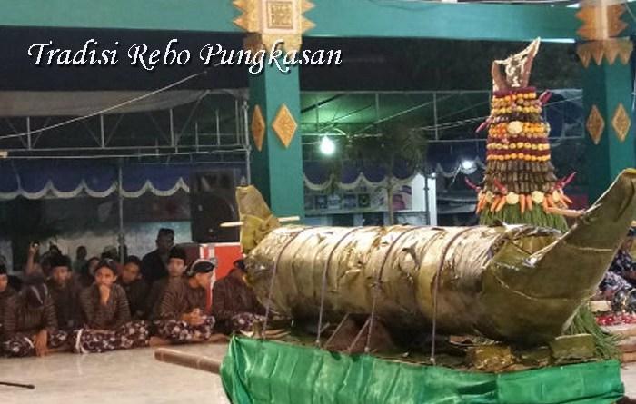 Tradisi Rebo Pungkasan