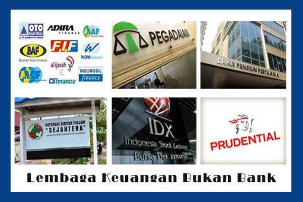 Pengertian Lembaga keuangan bukan bank (LKBB)
