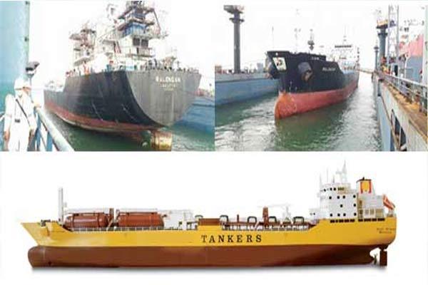 Docking Repair Kapal