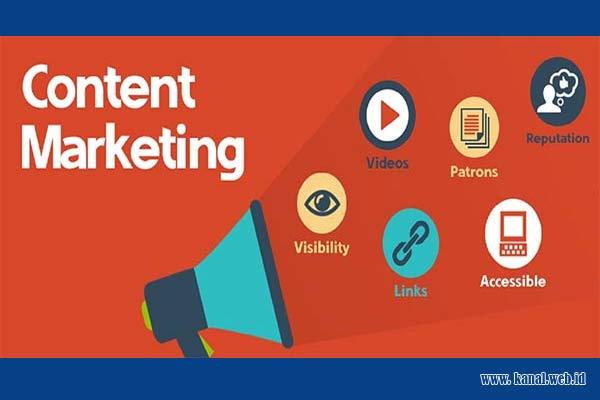 Content Marketing (Pemasaran Konten)