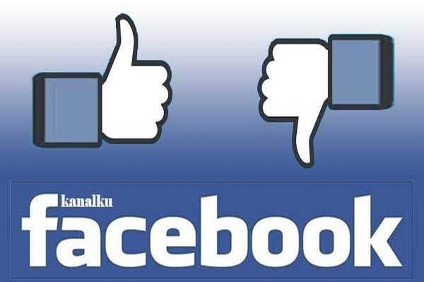 Like Dislike Facebook