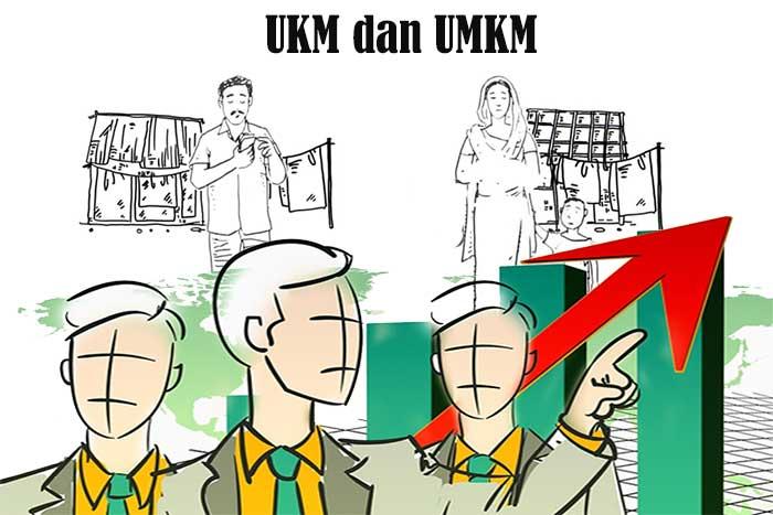 Pengertian UKM dan UMKM