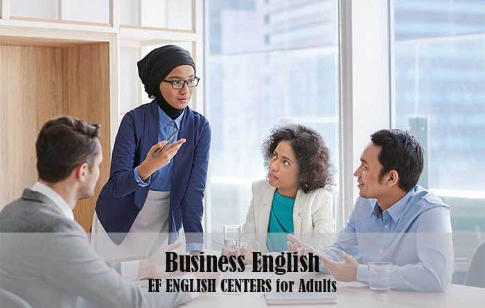 Business English di EF Adults