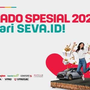 Kado Spesial dari Seva Tempat Mobil Online 2021