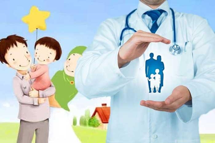 Asuransi Kesehatan untuk Keluarga