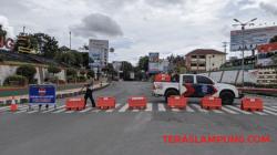 Kecuali Bandarlampung, Semua Daerah di Lampung Turun ke PPKM Level 2