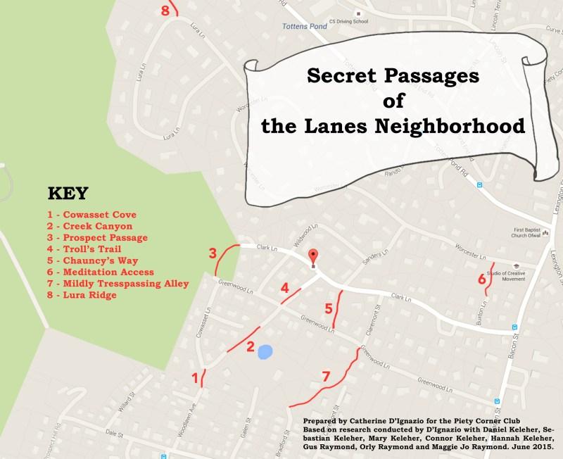 secretpassages