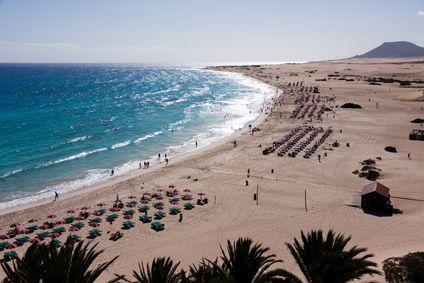 Strand Corralejo Fuerteventura
