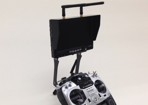 YER İSTASYONU (GROUND STATION) – KUMANDA FPV MODEL