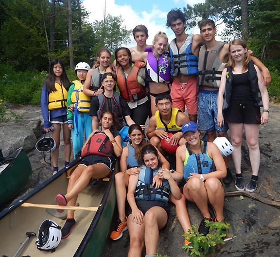 Kandalore Tripping Group Photo