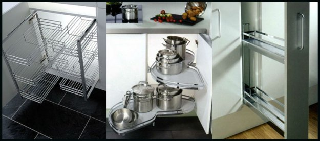 kitchen storage solutions | k & b kitchens | bespoke fitted kitchens