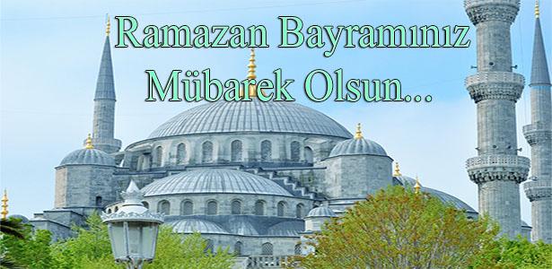 Ramazan Bayramı Mesajı Resimli