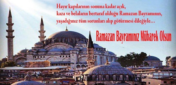ramazan bayramı mesajlar