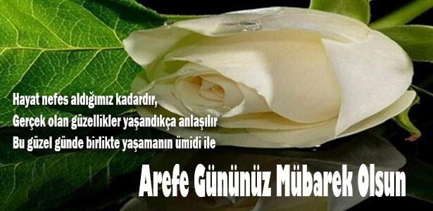 arefe günü kutlama mesajları