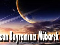 ramazan bayram mesajları kısa ve öz