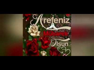 arefe günü videosu