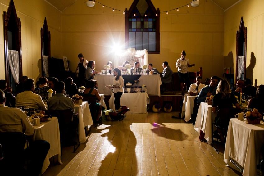 Bath Meeting House New Brunswick Wedding