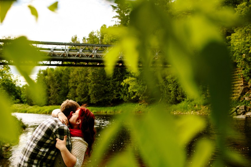 Meduxnekeag River Portrait Photography